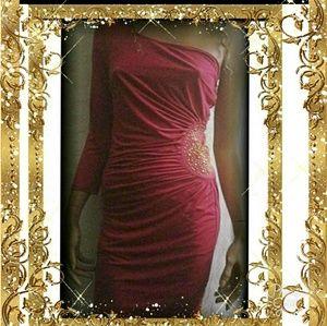 Baby Phat SECRET ESCAPE Dress ( Pink )